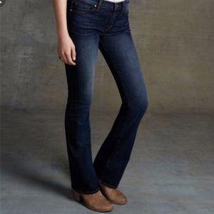 J Brand Ink Bootcut Dark Wash Denim Blue Jeans 28